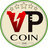 An icon of the cryptocurrency VoltPotCoin (VPC)