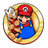 An icon of the cryptocurrency MarioBros (MARIO)