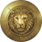 An icon of the cryptocurrency SIMBA Storage Token (SST)