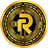An icon of the cryptocurrency RIJENT COIN (RTC)