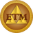 An icon of the cryptocurrency Electromcoin (ETM)