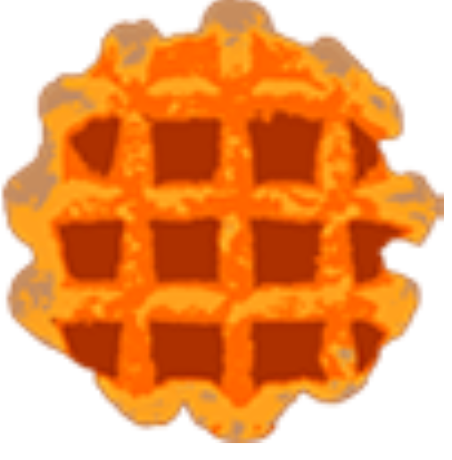 An icon of the cryptocurrency BelgianWaffle (BEWA)