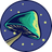 An icon of the cryptocurrency SPORE (SPORE)