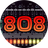 An icon of the cryptocurrency 808 (808)