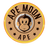 An icon of the cryptocurrency Ape Moon (APE)