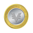 An icon of the cryptocurrency Venus Global Chain (VGCN)