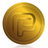An icon of the cryptocurrency Ploutos (PLTS)