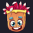 An icon of the cryptocurrency BABY TIKI (BABYTIKI)