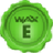 An icon of the cryptocurrency WAX Economic Token (WAXE)