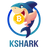 An icon of the cryptocurrency kshark (KSC)