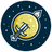 An icon of the cryptocurrency MoonFighters (MF)