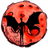An icon of the cryptocurrency DEVILMOON (DVM)