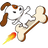 An icon of the cryptocurrency RocketDoge (RD)