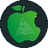 An icon of the cryptocurrency APPLEB (APPLEB)