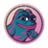 An icon of the cryptocurrency Rare Pepe (RPEPE)