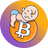 An icon of the cryptocurrency Baby Bitcoin (BBTC)