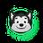 An icon of the cryptocurrency AIDI INU (AIDI)