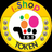 An icon of the cryptocurrency iShop Plus (ISP)