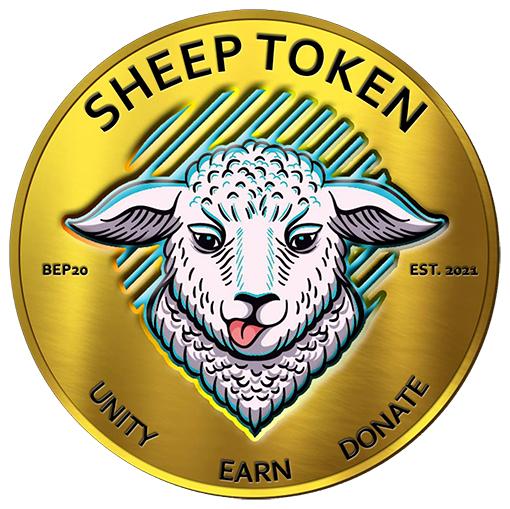 Sheep token (SHEEP) icon