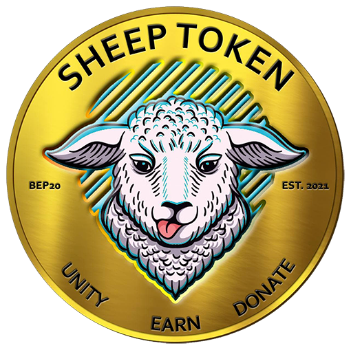 An icon of the cryptocurrency Sheep token (SHEEP)
