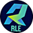 An icon of the cryptocurrency Rich Lab Token (RLE)