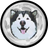 An icon of the cryptocurrency Malamute.Finance (MALLY)