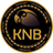 An icon of the cryptocurrency Kronobit (KNB)
