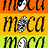 An icon of the cryptocurrency Museum of Crypto Art (MOCA)