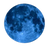 An icon of the cryptocurrency SAFE BLUE MOON (SAFEBLUE)