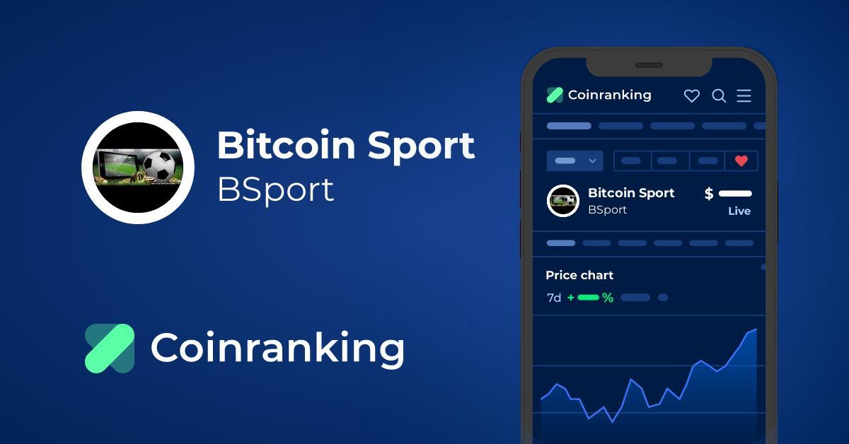 bitcoin sport