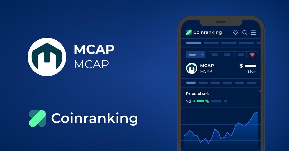 mcap cryptocurrency