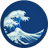 The Great Wave (WAVE) icon