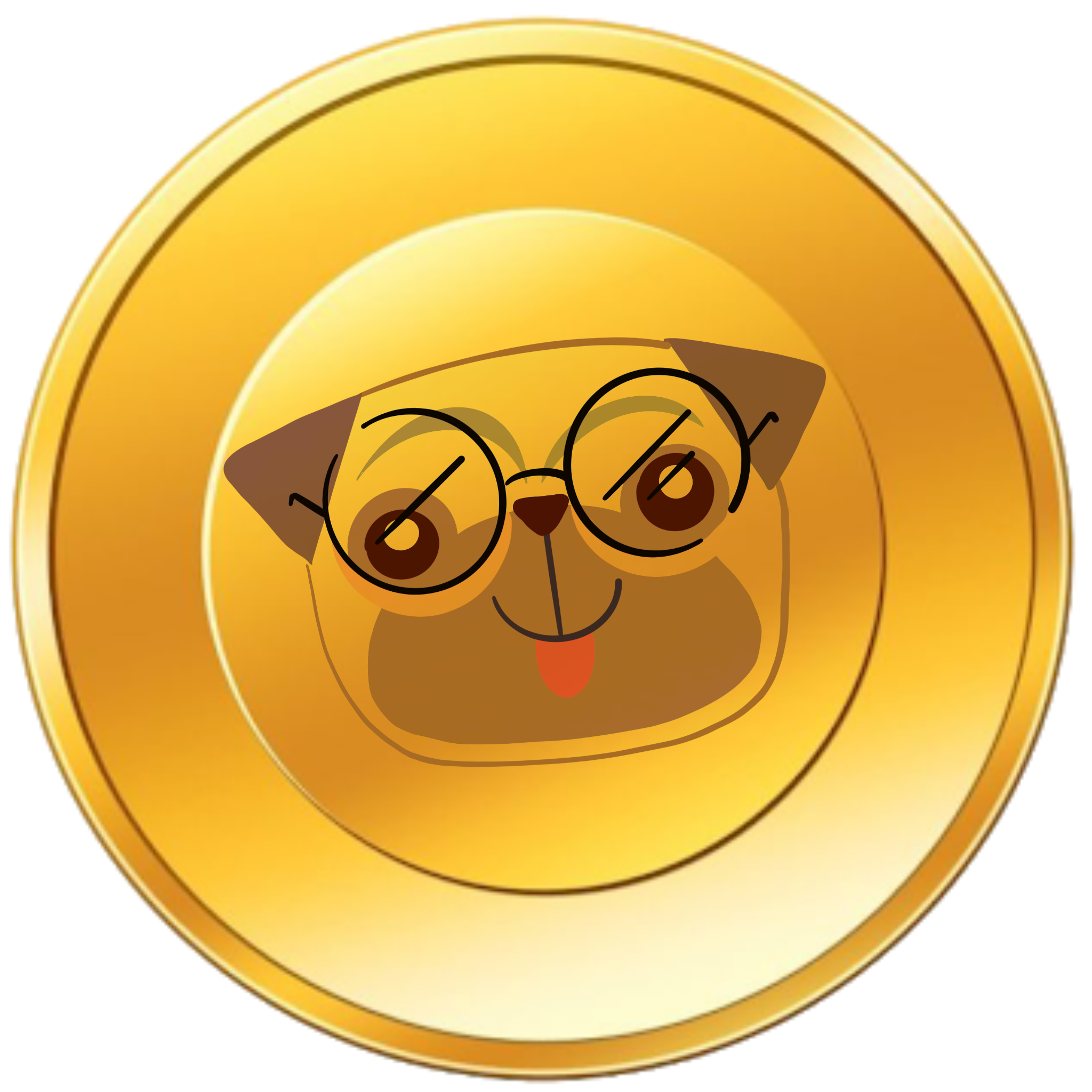 An icon of the cryptocurrency Doggy Inu (DOGI)