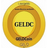An icon of the cryptocurrency GELDCoin (GELDC)