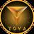 An icon of the cryptocurrency TOVA (TOVA)