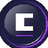 An icon of the cryptocurrency Cryptex (CTX)