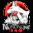 An icon of the cryptocurrency Mononoke Inu (MONONOKEINU)