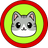 An icon of the cryptocurrency MeowCoin (MEOW)