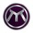 An icon of the cryptocurrency Metrix Coin (MRX)